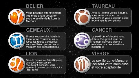 widget horoscope